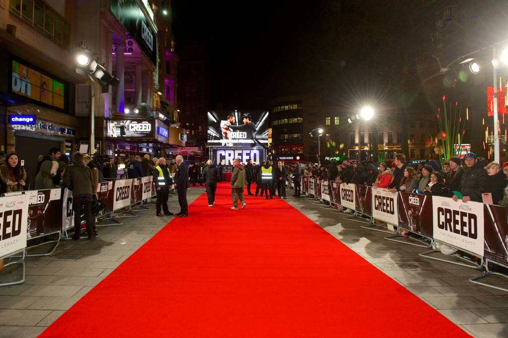 Creed UK Premiere - Warner Bros Pics