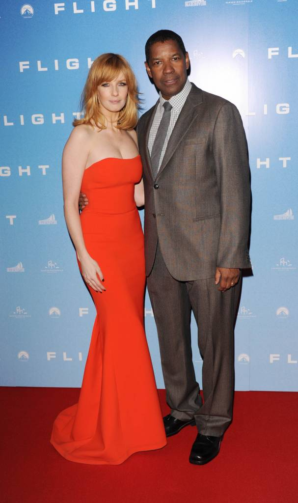Flight UK PRemiere - Paramount Pictures