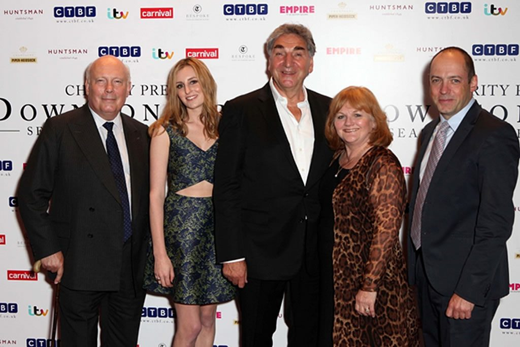 Downton Abbey Charity Screening - CTBF