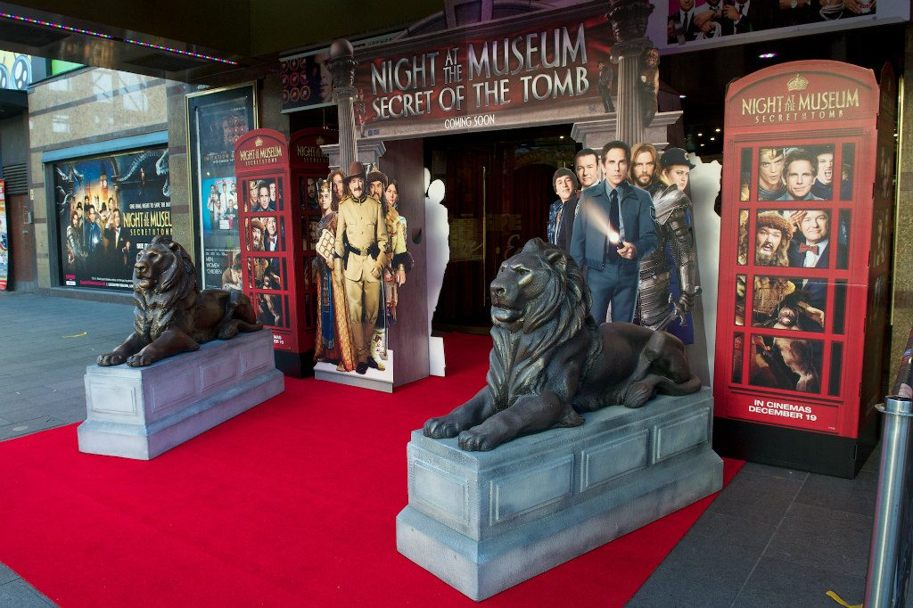 Night at the Museum: Secrets of the Tomb – 20th Century Fox
