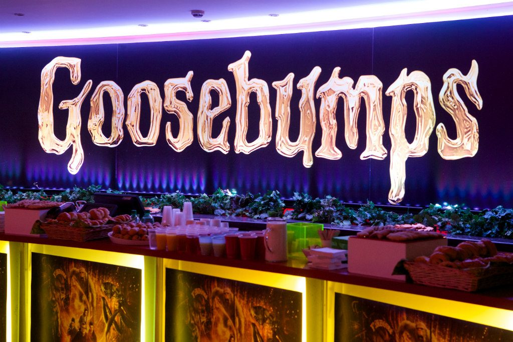 Goosebumps Gala Screening – Sony Pictures