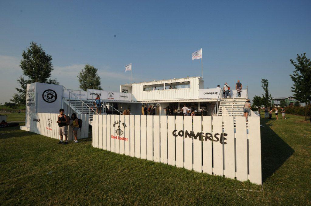 Heineken Jamin Festival – Converse Compound