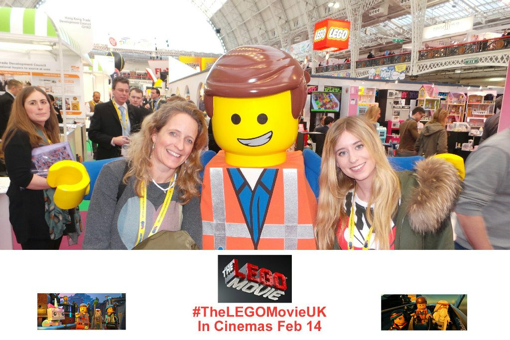 The LEGO Movie Roadshow - Warner Bros Pics