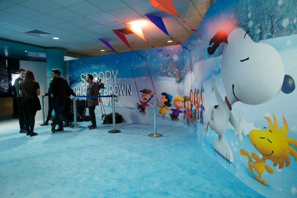 Snoopy & Charlie Brown The Movie Gala Screening – 20th Century Fox