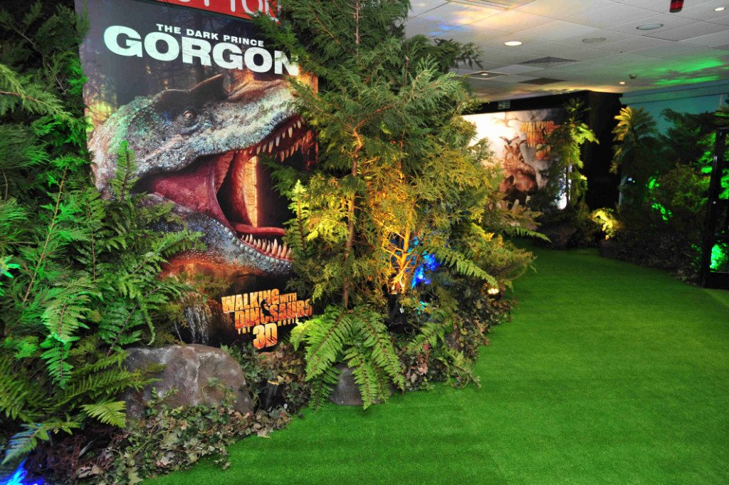 Walking With Dinosaurs Gala Screening - 20th Century Fox