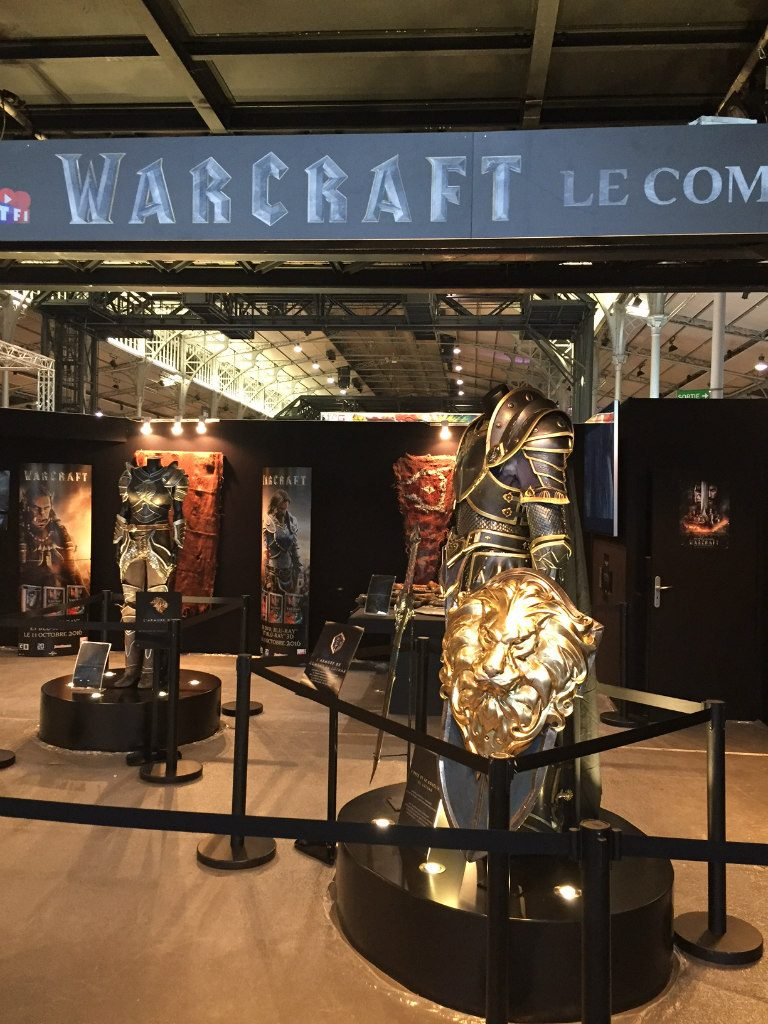 Warcraft DVD Launch – London & Paris  - Universal International