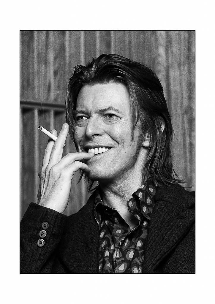FILE: David Bowie Recovers From Emergency Heart Surgery