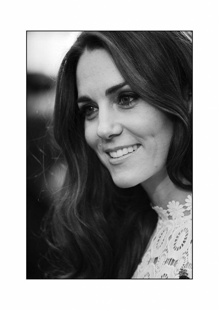 The Duchess Of Cambridge Attends UK Premiere Of